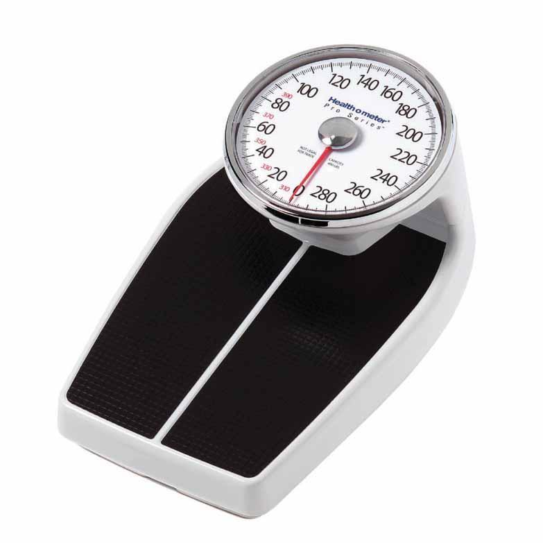 Health o meter 160LB Mechanical Floor Scale