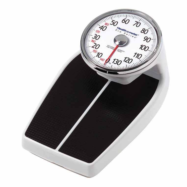 Health o meter 160KG Mechanical Floor Scale