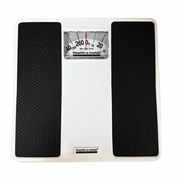 Health o meter 100LB Mechanical Floor Scale