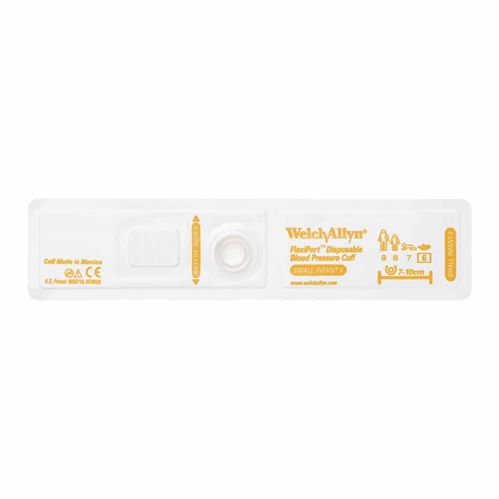 Welch Allyn FlexiPort Blood Pressure Cuff (20/Box)