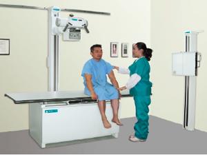 Education Simulator X-Ray