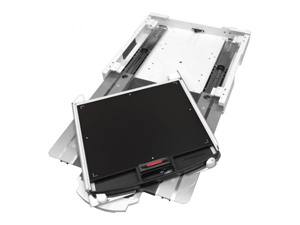 Lock-N-Secure II Rotating Wireless DR Tray