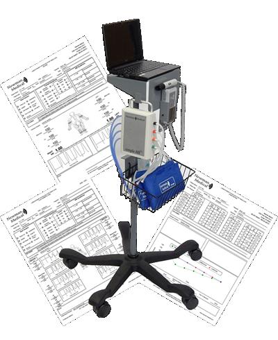 ABI-600CL -  Automated ABI, Segmental, & ABI Stress Testing